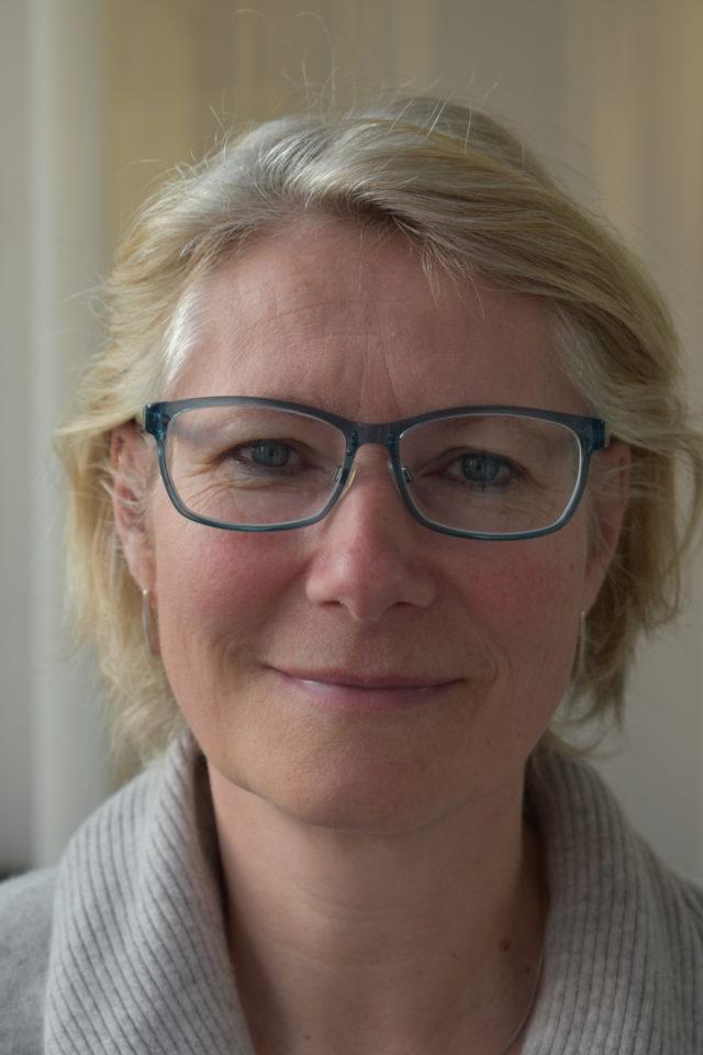 Birgit Müller-Winkler arbeitet für die WCPT.